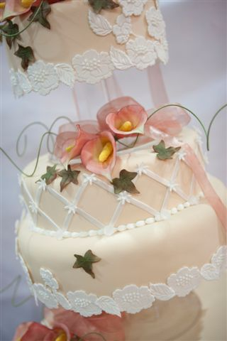 wedding cake south africa